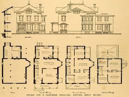 victorian style floor plans house plan 305 best house plans images on pinterest vintage houses