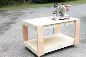 Plans For Making A Wooden Workbench by 17 Free Workbench Plans And Diy Designs
