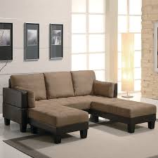 Microfiber Sofa Sleeper Shop Coaster Furniture Brown Microfiber Sofa Bed At