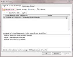 afficher outlook sur le bureau mettre un message d absence sur outlook