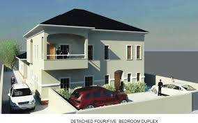 structure of 5 bedroom duplex house u2013 modern house