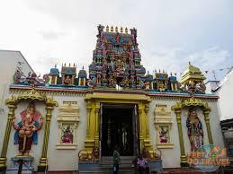 Hindu Temple Floor Plan by Penang City Of Surprises Feetdotravel