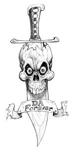 da forever tattoo by pancho villa on deviantart