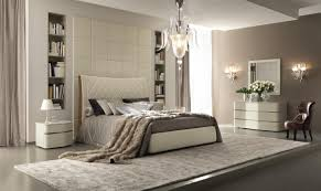 Alf Bedroom Furniture Collections Double Bed Contemporary Leather Upholstered Grace Camera