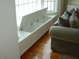 Windows To The Floor Ideas Add A Built In Bench To Bay Windows To Use Awkward Floor Space And