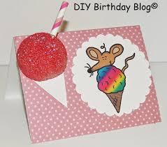 diy birthday blog diy birthday food cards