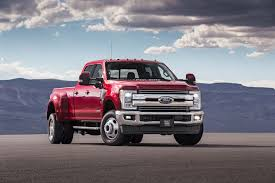 ford super duty 2017 motor trend truck of the year finalist