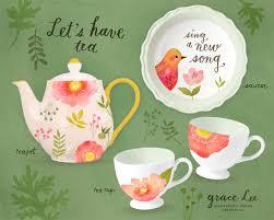 Ceramics Home Decoratives Home Decor Grace Lee U2013 Illustration Design