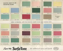 Midcentury Modern Colors Dull Tool Dim Bulb Surfa Tone Tex Products Mid Century Modern