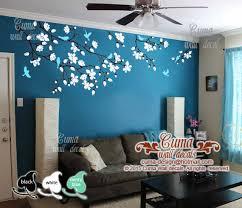 Cherry Blossom Wall Decal For Nursery Cherry Blossom Wall Decals Nursery White Cuma Wall Decals