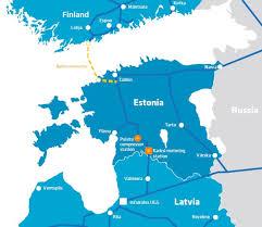 Estonia On The World Map by Enhancement Of Estonia Latvia Interconnection Pci Project 8 2 2