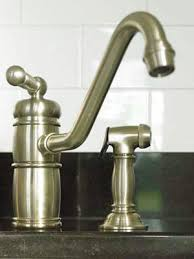newport brass kitchen faucet nadya single handle kitchen faucet with side spray 941