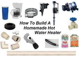 how to build a homemade water heater 13 steps with pictures