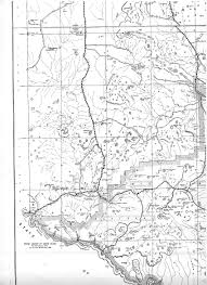 where is terlingua on a map 40 acres in brewster county