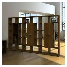 Open Bookcase Room Divider Solid Wood Room Divider Bookcase Bookcase Open Back Cube Shelving