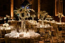 Winter Wonderland Wedding Theme Decorations - wedding decoration winter wedding centerpiece theme with long