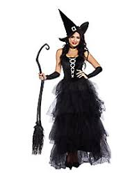Spirit Halloween Costumes Girls Witch Costumes Witch Halloween Costume Spirithalloween