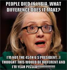 What Difference Does It Make Meme - at this point what difference does it make honest hillary mad