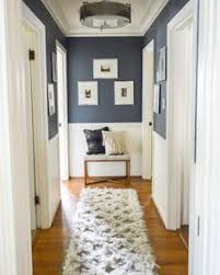 updated hall gallery wall hallways dollar stores and accent walls