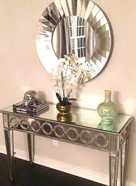 foyer table and mirror ideas foyer table and mirror set ezpassclub intended for entryway table