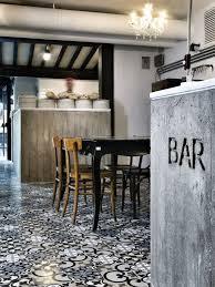 homey contemporary restaurant design showcasing luxurious