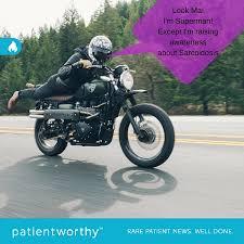 Biker Meme - meme motivation sarcoidosis biker patient worthy