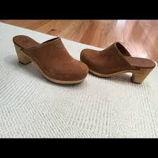 ugg mules sale 57 ugg shoes ugg nwot abbie suede mules clogs 6m from