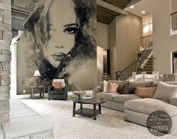 abstract woman portrait wall mural pixers we live to change abstract woman portrait wall mural pixers we live to change