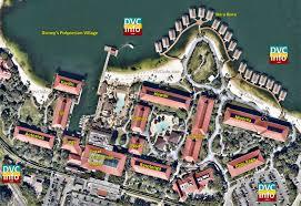 Disney Resorts Map Disney U0027s Polynesian Villas U0026 Bungalows Dvcinfo Com