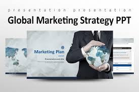 global marketing strategy ppt presentation templates creative