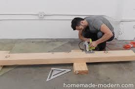 Modern Diy Furniture by Homemade Modern Ep70 Outdoor Sofa