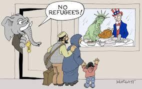 Thanksgiving November 26 Com November 26 2015 Issue 631 Thanksgiving Refugees
