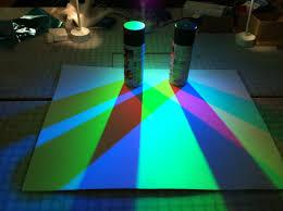week5 light object shadow contrast physics