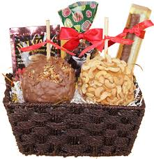 Holiday Food Baskets Small Holiday Gift Basket Holiday Treats