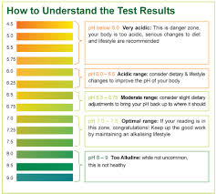 what do color mean ph test strips how to test your ph levels saliva u0026 urine