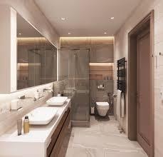 Unique Bathroom Designs Bathroom Industrial Bathroom With White Modern Acrylic