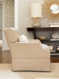 Swivel Chair Living Room Kensington Place Courtney Swivel Chair Lexington Home Brands