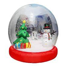 outdoor christmas decorations hsn