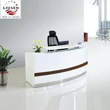 Front Desk Reception Office Reception Desk Exclusive Office Reception Area Design Ideas