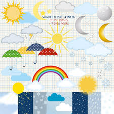 free printable weather clip art 66