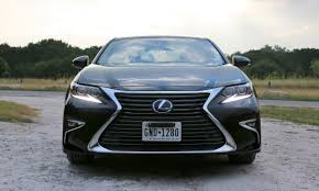 lexus es hybrid battery 2016 lexus es 300h test drive review autonation drive automotive