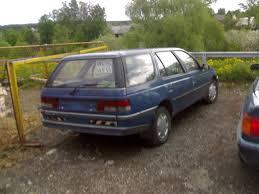 peugeot 405 wagon 1989 peugeot 405 pictures 1 6l gasoline ff manual for sale