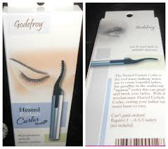 How To Curl Your Eyelashes Little Yllw Bird Godefroy Heated Eyelash Curler Review And