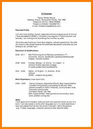awesome example of personal resume ideas podhelp info podhelp info