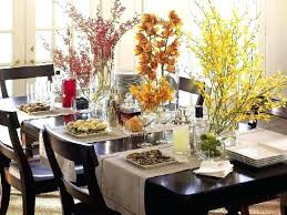 decorating ideas for dining room buffet