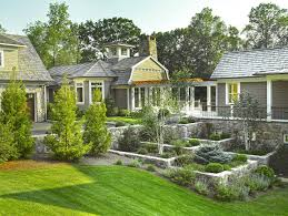 How To Landscape A Sloped Backyard - patio ideas interior design ideas home bunch