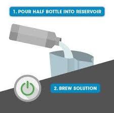 Keurig Descale Light 2 Pack Keurig Descaling Solution For Keurig Delonghi And More