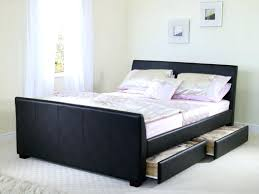 king size hollywood bed frame hemnes bed frame gray luray length
