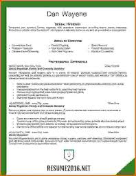 Dental Assistant Resumes Examples by Resumes Samples 2016reference Letters Words Reference Letters Words