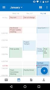 sync outlook calendar with android skype call scheduling and more updates for outlook for ios and